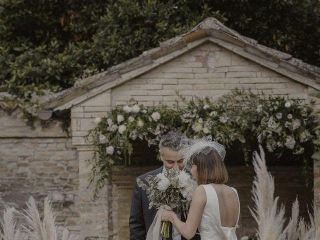 Il matrimonio di Cristina e Mario a San Severino Marche, Macerata 73