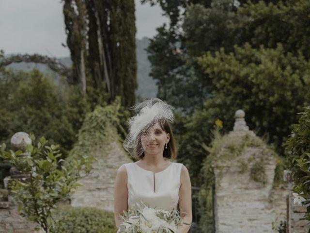 Il matrimonio di Cristina e Mario a San Severino Marche, Macerata 75