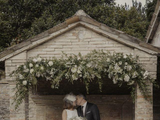 Il matrimonio di Cristina e Mario a San Severino Marche, Macerata 76