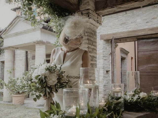 Il matrimonio di Cristina e Mario a San Severino Marche, Macerata 77