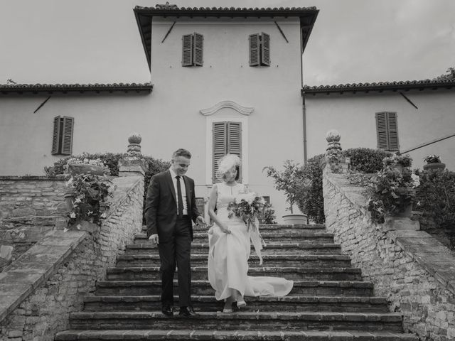 Il matrimonio di Cristina e Mario a San Severino Marche, Macerata 78