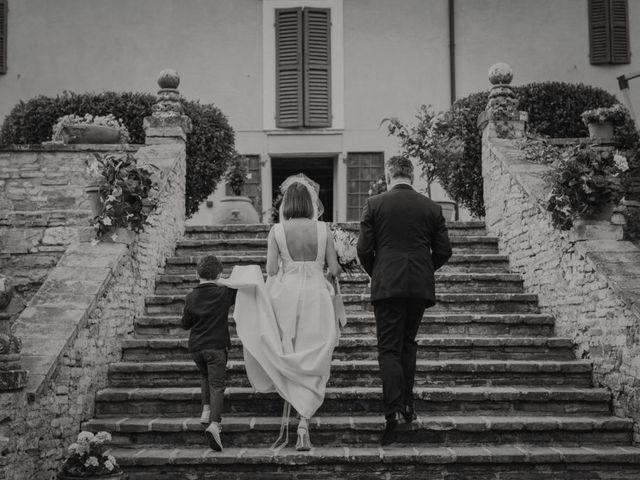 Il matrimonio di Cristina e Mario a San Severino Marche, Macerata 82