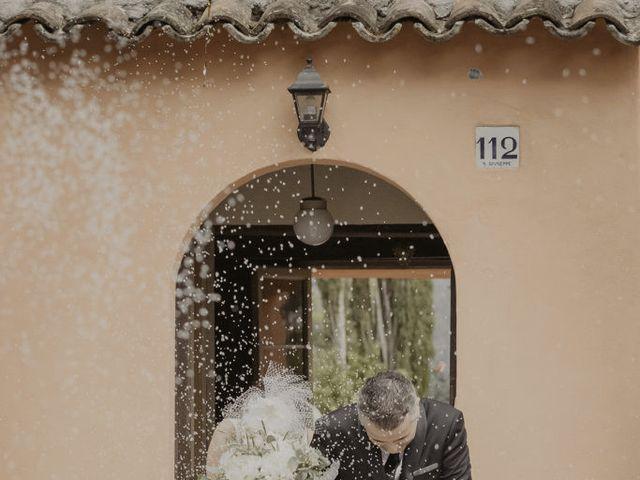 Il matrimonio di Cristina e Mario a San Severino Marche, Macerata 86
