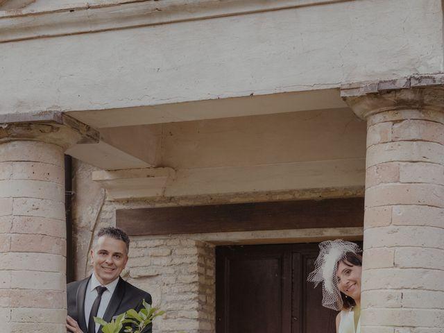 Il matrimonio di Cristina e Mario a San Severino Marche, Macerata 89