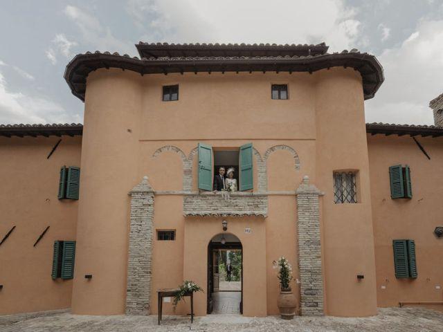Il matrimonio di Cristina e Mario a San Severino Marche, Macerata 90