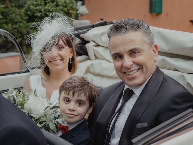 Il matrimonio di Cristina e Mario a San Severino Marche, Macerata 93