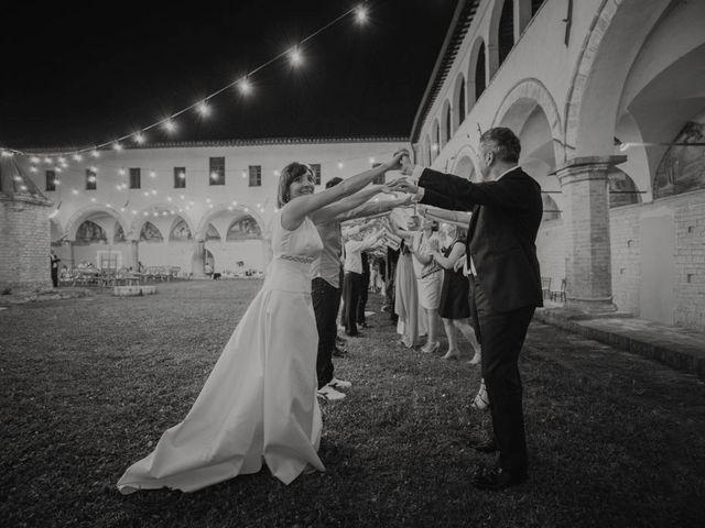Il matrimonio di Cristina e Mario a San Severino Marche, Macerata 105