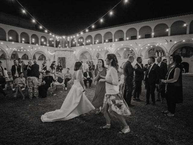 Il matrimonio di Cristina e Mario a San Severino Marche, Macerata 106