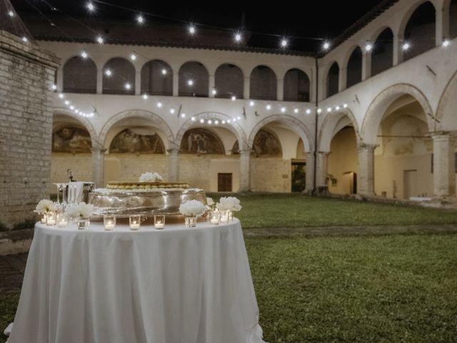 Il matrimonio di Cristina e Mario a San Severino Marche, Macerata 107