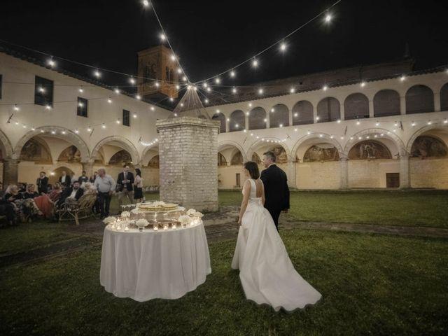Il matrimonio di Cristina e Mario a San Severino Marche, Macerata 108