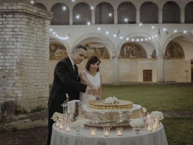 Il matrimonio di Cristina e Mario a San Severino Marche, Macerata 109
