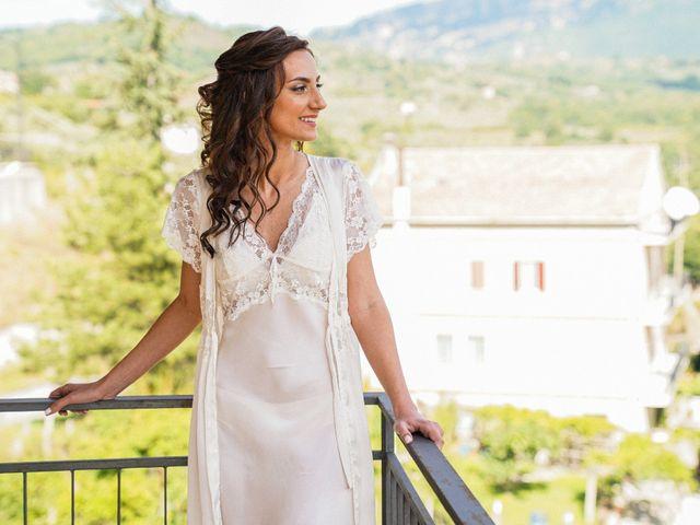 Il matrimonio di Adele e Sabatino a Capaccio Paestum, Salerno 6