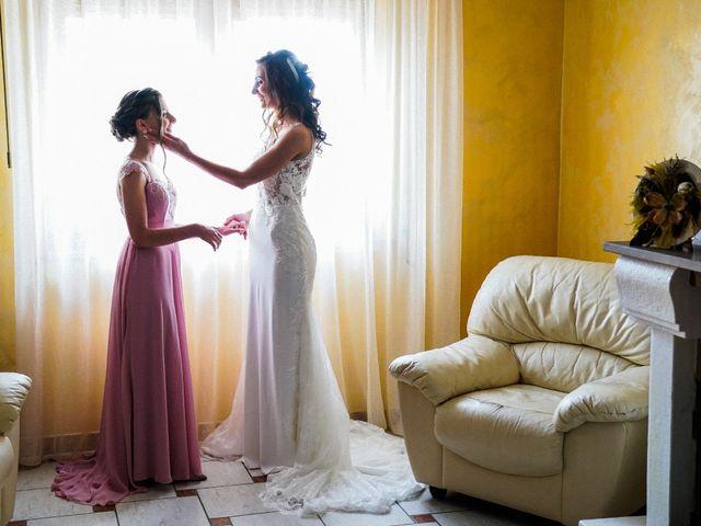 Il matrimonio di Adele e Sabatino a Capaccio Paestum, Salerno 9