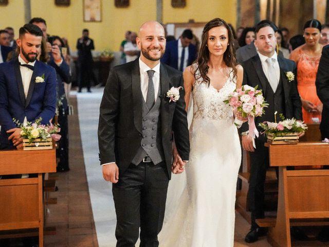 Il matrimonio di Adele e Sabatino a Capaccio Paestum, Salerno 16