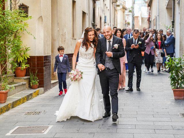 Il matrimonio di Adele e Sabatino a Capaccio Paestum, Salerno 17