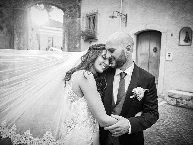 Il matrimonio di Adele e Sabatino a Capaccio Paestum, Salerno 1
