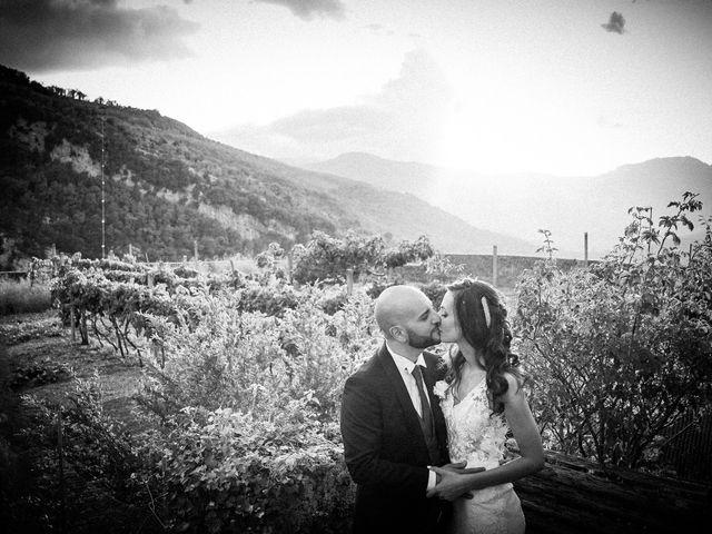 Il matrimonio di Adele e Sabatino a Capaccio Paestum, Salerno 21