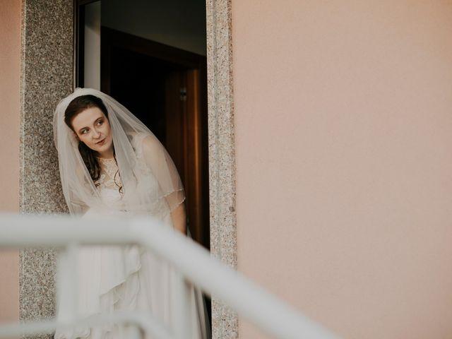 Il matrimonio di Walter e Marta a Bosisio Parini, Lecco 11