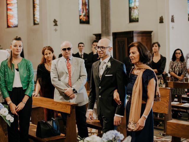 Il matrimonio di Walter e Marta a Bosisio Parini, Lecco 36
