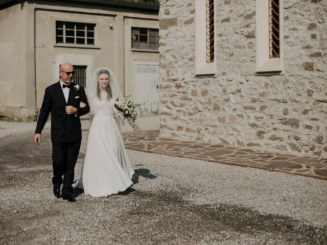 Il matrimonio di Walter e Marta a Bosisio Parini, Lecco 40