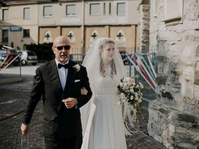 Il matrimonio di Walter e Marta a Bosisio Parini, Lecco 41