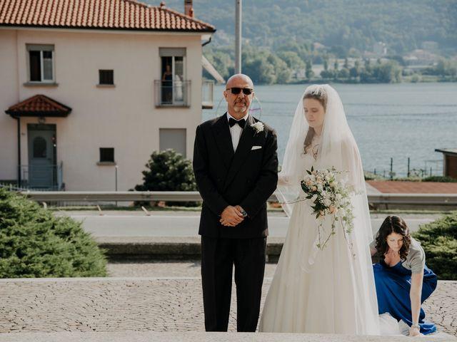 Il matrimonio di Walter e Marta a Bosisio Parini, Lecco 42