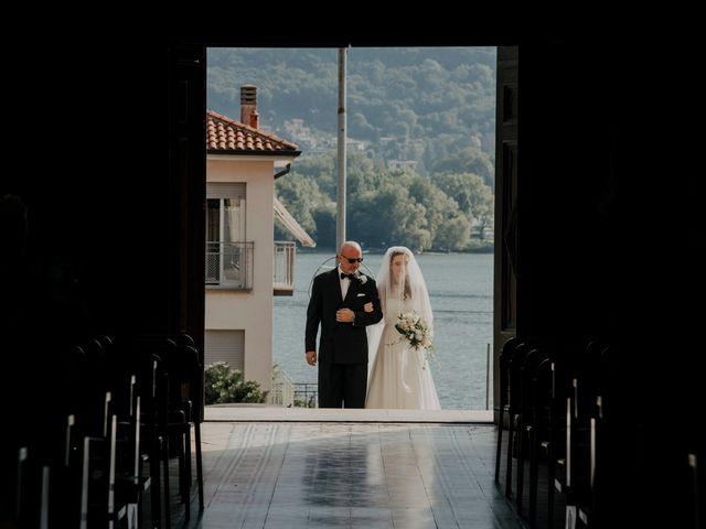 Il matrimonio di Walter e Marta a Bosisio Parini, Lecco 43