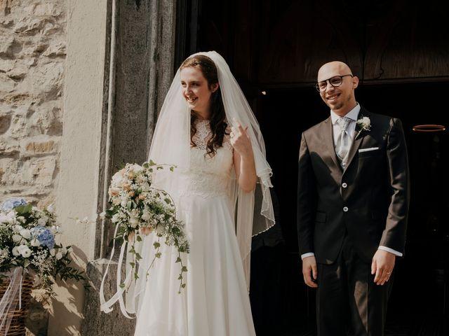 Il matrimonio di Walter e Marta a Bosisio Parini, Lecco 44