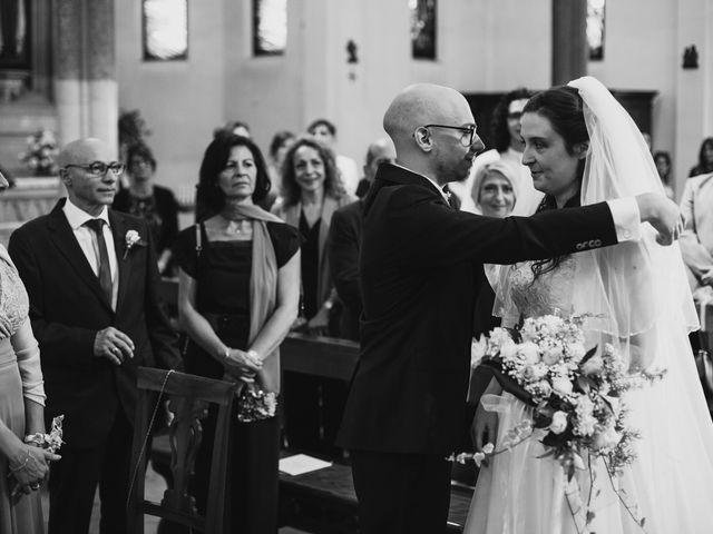 Il matrimonio di Walter e Marta a Bosisio Parini, Lecco 49