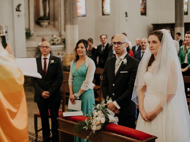 Il matrimonio di Walter e Marta a Bosisio Parini, Lecco 50