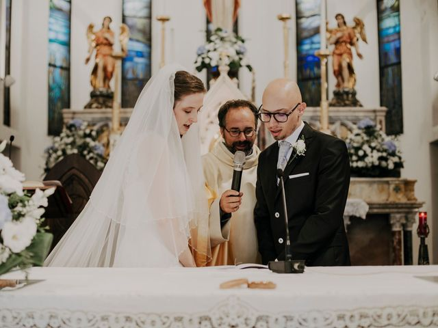 Il matrimonio di Walter e Marta a Bosisio Parini, Lecco 61