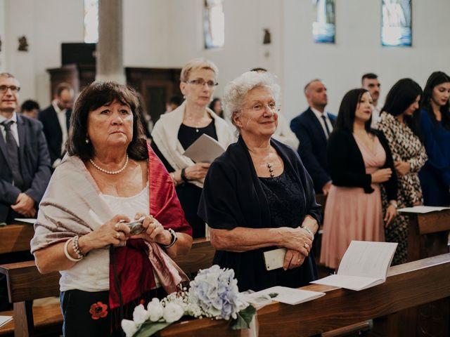 Il matrimonio di Walter e Marta a Bosisio Parini, Lecco 64