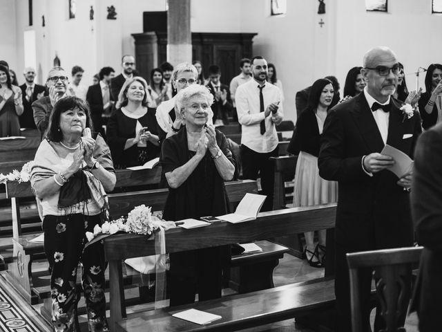 Il matrimonio di Walter e Marta a Bosisio Parini, Lecco 68