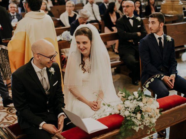 Il matrimonio di Walter e Marta a Bosisio Parini, Lecco 73