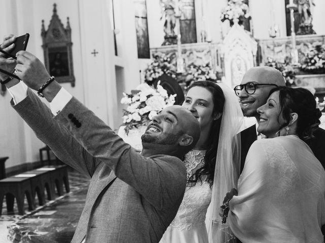 Il matrimonio di Walter e Marta a Bosisio Parini, Lecco 74