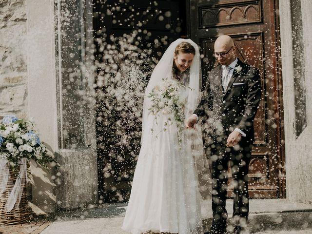 Il matrimonio di Walter e Marta a Bosisio Parini, Lecco 76