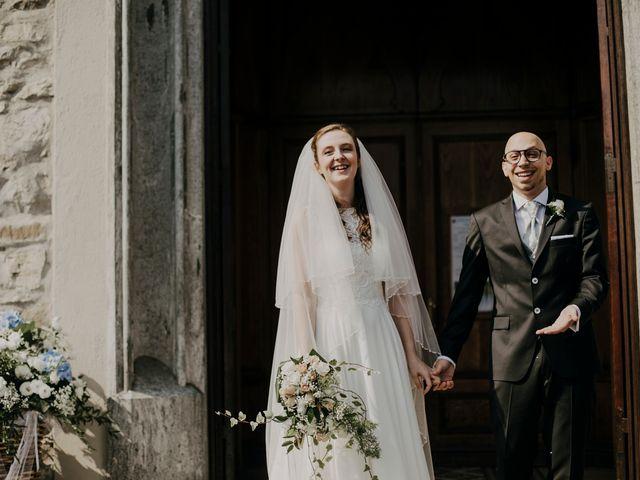 Il matrimonio di Walter e Marta a Bosisio Parini, Lecco 77