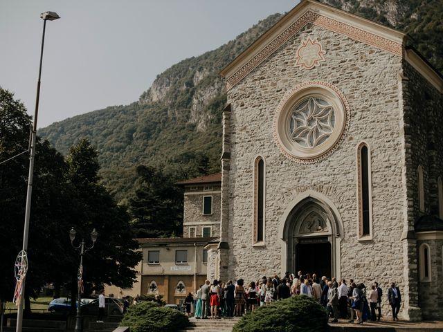 Il matrimonio di Walter e Marta a Bosisio Parini, Lecco 78