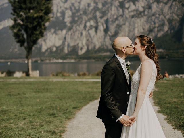 Il matrimonio di Walter e Marta a Bosisio Parini, Lecco 80
