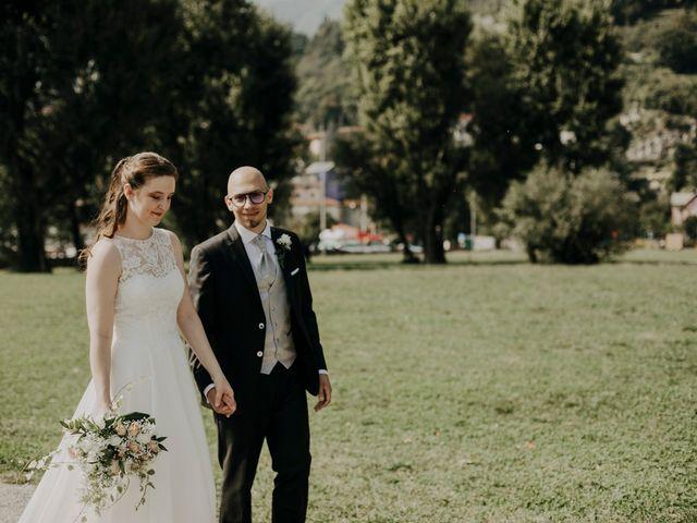 Il matrimonio di Walter e Marta a Bosisio Parini, Lecco 81