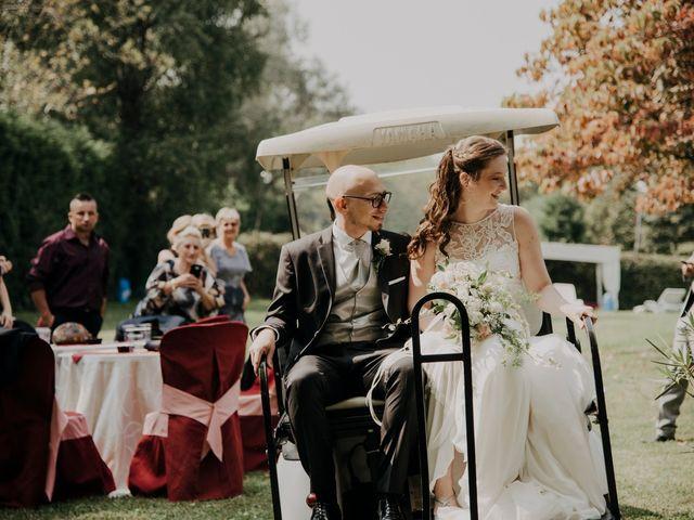 Il matrimonio di Walter e Marta a Bosisio Parini, Lecco 88