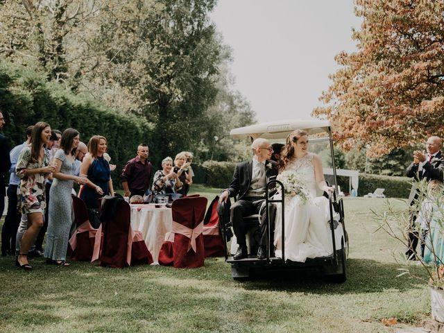 Il matrimonio di Walter e Marta a Bosisio Parini, Lecco 89