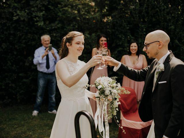 Il matrimonio di Walter e Marta a Bosisio Parini, Lecco 92