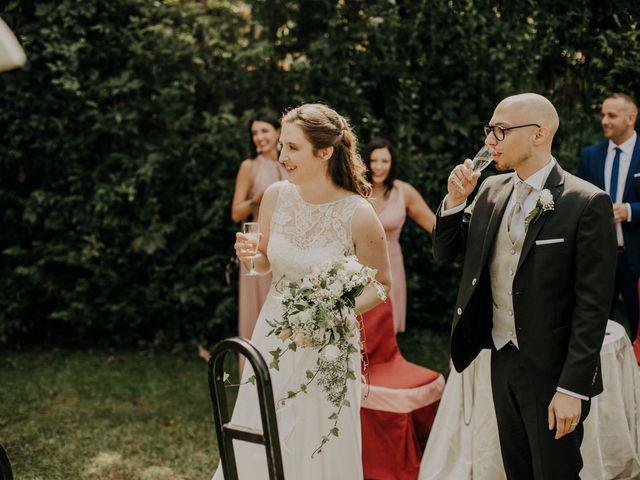 Il matrimonio di Walter e Marta a Bosisio Parini, Lecco 93