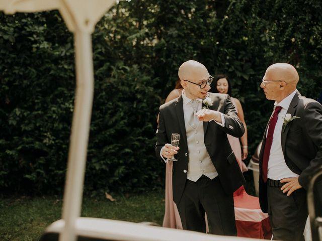 Il matrimonio di Walter e Marta a Bosisio Parini, Lecco 94