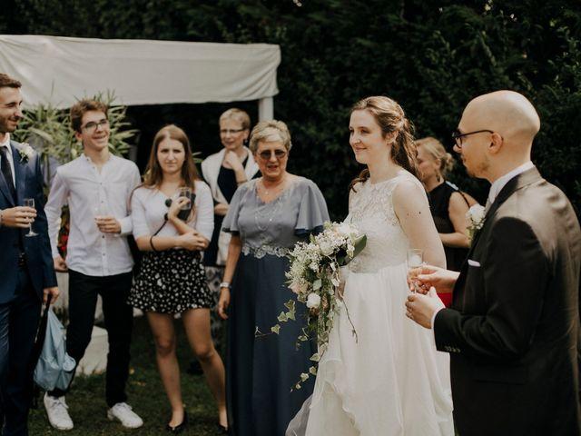 Il matrimonio di Walter e Marta a Bosisio Parini, Lecco 95