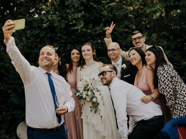 Il matrimonio di Walter e Marta a Bosisio Parini, Lecco 97