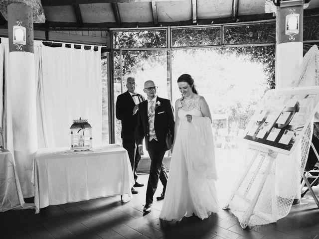 Il matrimonio di Walter e Marta a Bosisio Parini, Lecco 102
