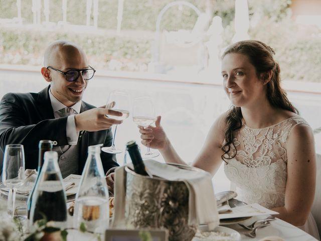 Il matrimonio di Walter e Marta a Bosisio Parini, Lecco 103