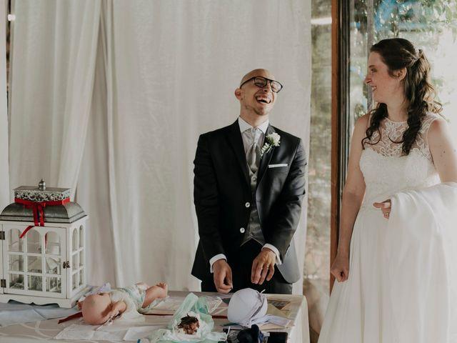 Il matrimonio di Walter e Marta a Bosisio Parini, Lecco 115